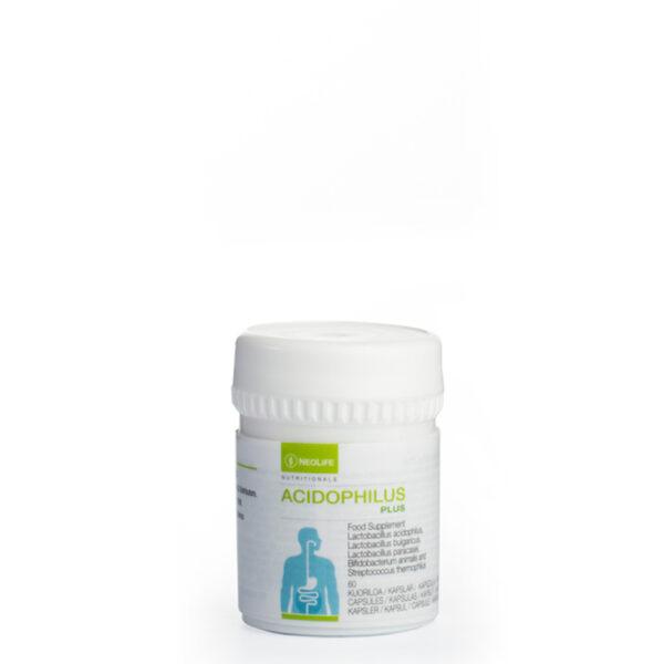 Acidophilus Plus - Culturi selectionate de lactobacili