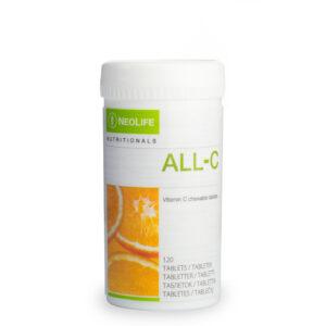 All C - Vitamina C Masticabila
