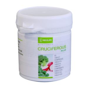 Cruciferous Plus (60 tablete) Supliment de vitamina E cu extracte de crucifere