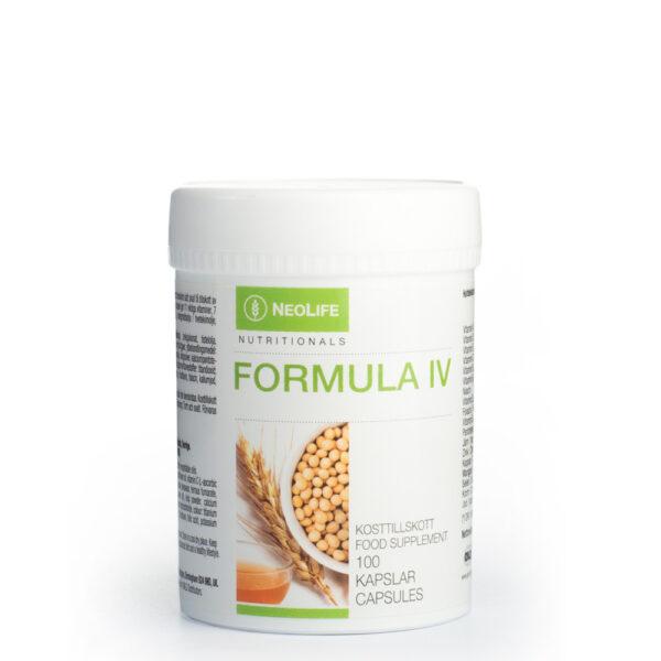 Formula IV (100 capsule) Vitamine si minerale in uleiuri selectionate