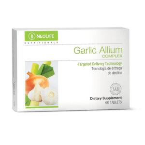 Garlic Allium Complex - Extracte selectionate din usturoi, ceapa, praz, arpagic
