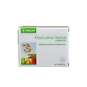 Masculine Herbal Complex (60 tablete) Extracte vegetale selectionate