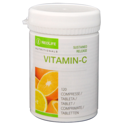 Sustained Release Vitamin C -Vitamina C cu absorbtie lenta