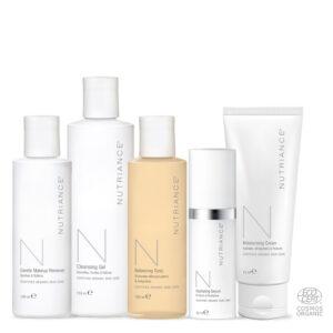 Nutriance Organic - Tratament anti-imbatranire piele mixta si grasa